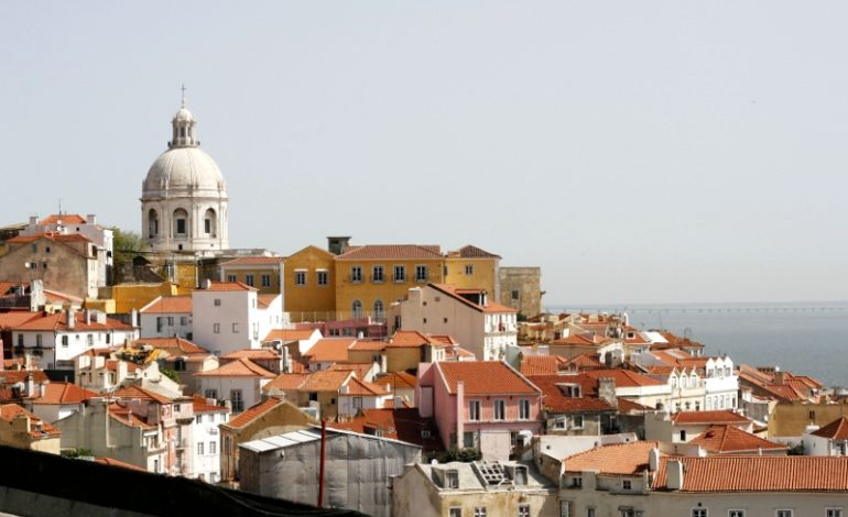 Lizbona (Lisboa) – wspinaczka po stolicy
