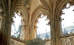 Klasztor w Batalha – niedokończone dzieło