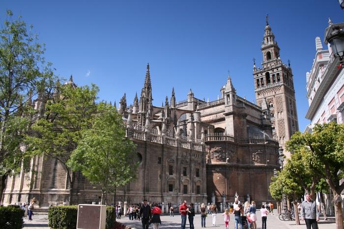 Sewilla – Katedra de Santa María i Giralda