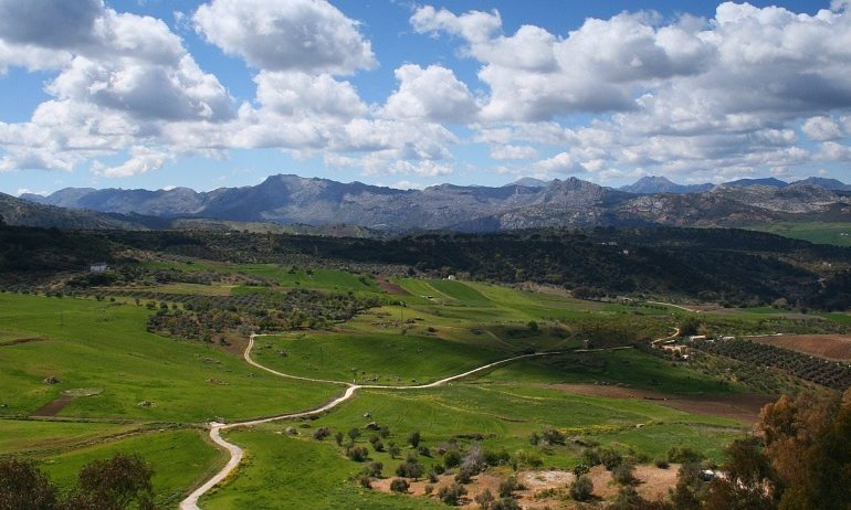 Ronda – miasto na skałach