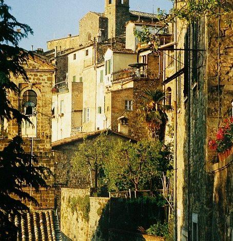 Montalcino – XIII wieczny gród na wzgórzu