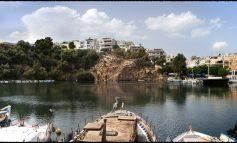 Ajos Nikolaos - kreteńskie Monako pośród Lazurowego Wybrzeża Morza Śródziemnego