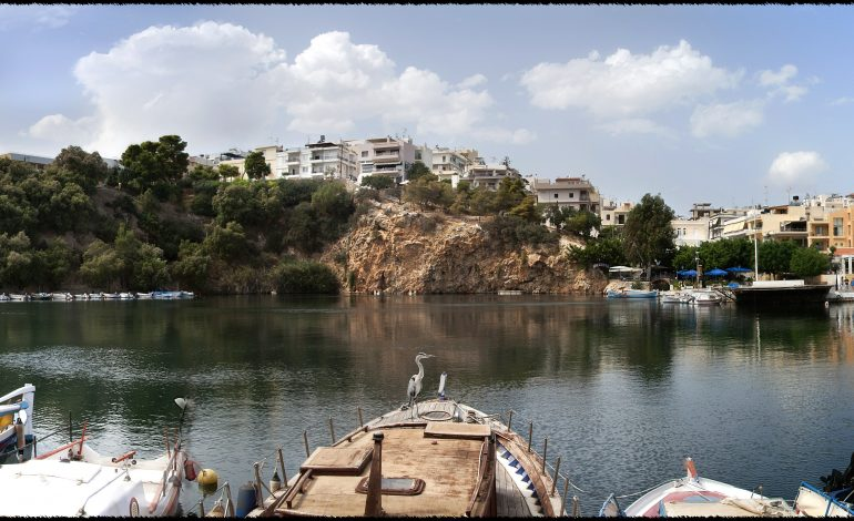 Ajos Nikolaos – kreteńskie Monako pośród Lazurowego Wybrzeża Morza Śródziemnego