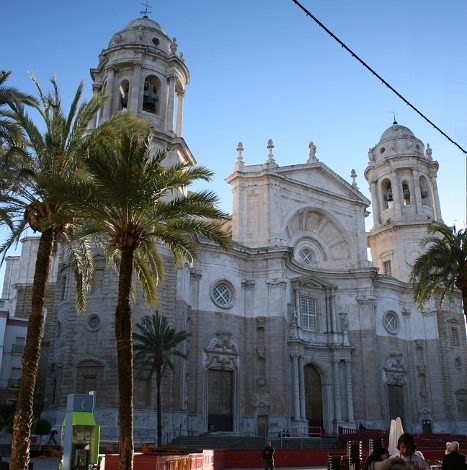 Kadyks (Cádiz) – odpoczynek nad Oceanem
