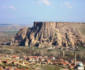 Nieziemskie krajobrazy Kapadocji
