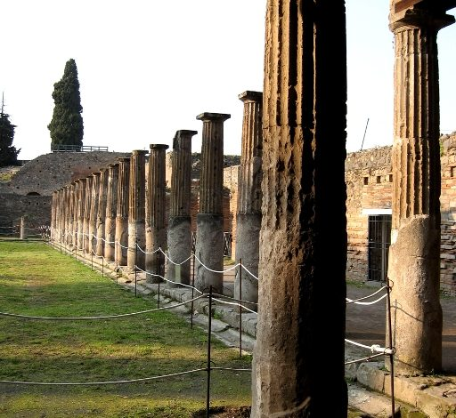 Pompeje (Pompei) – starożytny spacer