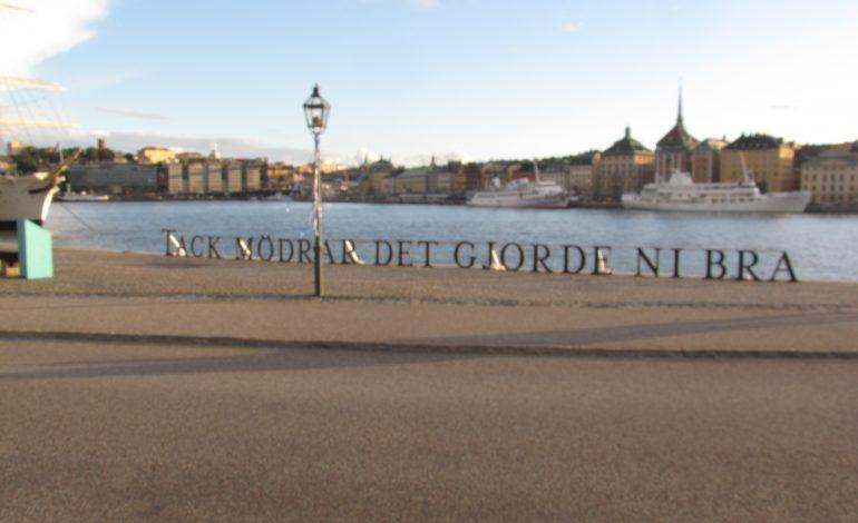 Sztokholm – kraina tysiąca wysp