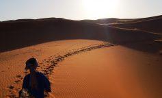 Złote piaski marokańskiej Sahary