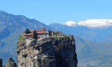 Meteory – klasztory w chmurach