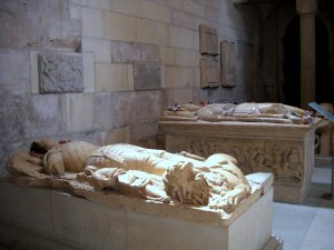 Alba Iulia - groby rodziny Hunyadych