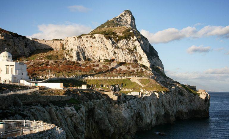 Niedoceniona gibraltarska skała