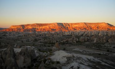 Rzeźby natury – Kapadocja