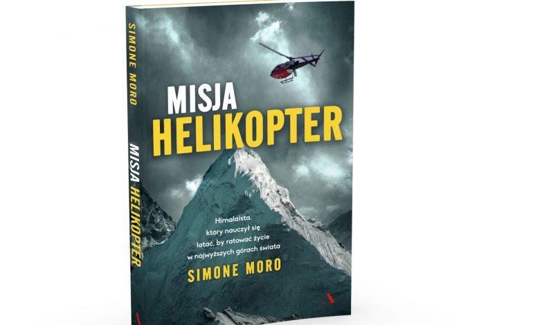 Himalaista, który nauczył się latać,  by ratować życie w najwyższych górach świata!