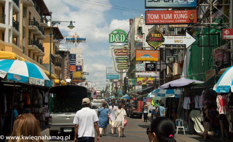 Tajlandia cz. I – One (few) nights in Bangkok!