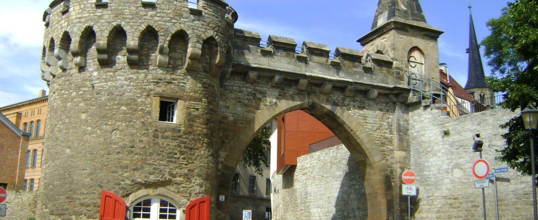 Merseburg – średniowieczne tajemnice