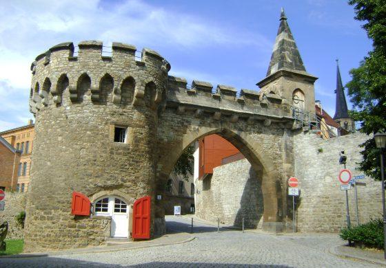 Merseburg - średniowieczne tajemnice