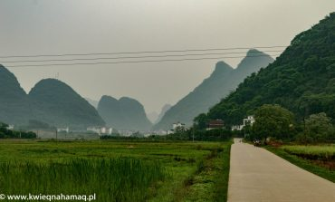 Chiny – Zhangjiajie