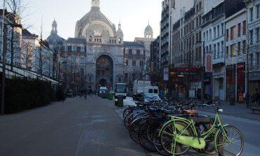 Styczeń w Antwerpii