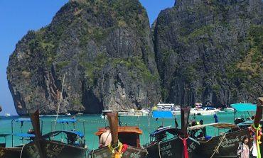 Ko Phi Phi: niebiański plażing w Tajlandii