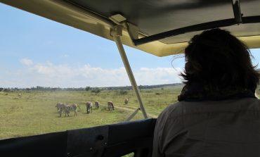 Kenia - moje pierwsze safari