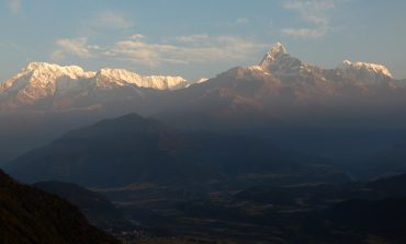 Pokhara - odpoczynek z widokami