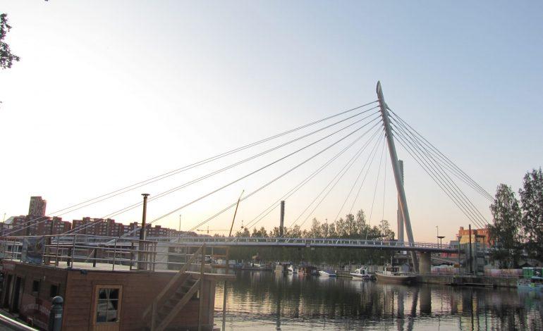 Tampere – dolina krzemowa wśród jezior