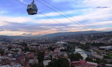 Popołudnie w Tbilisi
