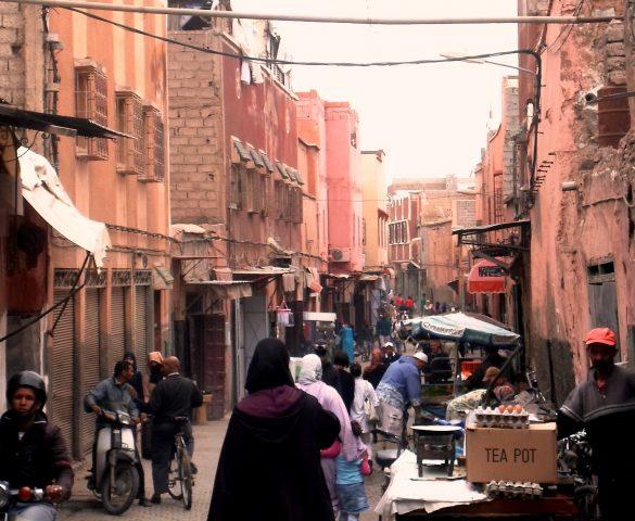Marrakesz wtedy i dziś