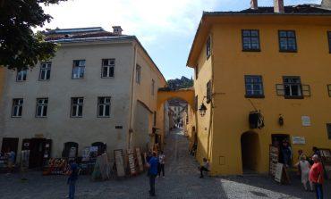 Sighisoara - tam, gdzie urodził się Drakula