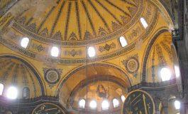 Hagia Sophia - spotkanie chrześcijaństwa i islamu