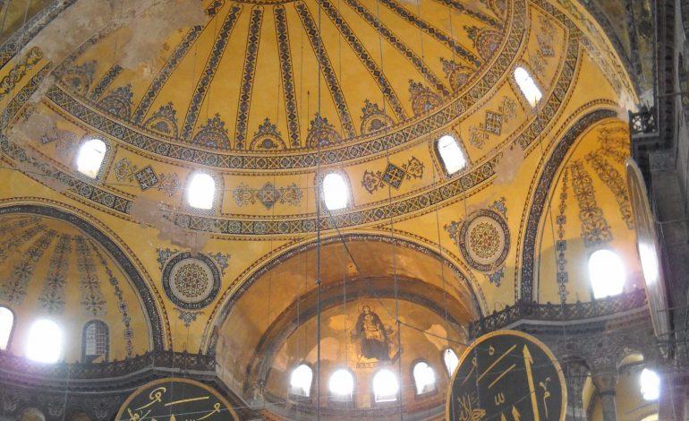 Hagia Sophia – spotkanie chrześcijaństwa i islamu