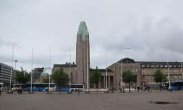 Helsinki - brama do raju