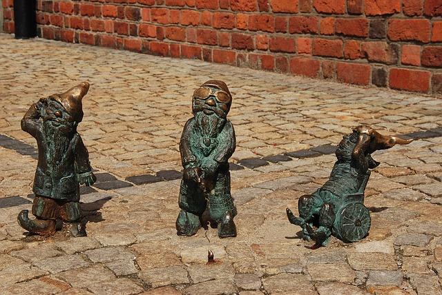 Wrocławskie krasnale