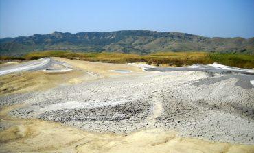 Błotne wulkany Buzau - tam, gdzie błoto się gotuje