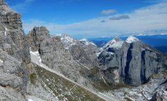 Zima w lecie czyli wrześniowe Dolomity Brenty