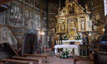Pogórze Ciężkowickie- kościoły, Skalne Miasto i ślady wielkiej wojny