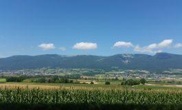 Wyprawa rowerowa do Szwajcarii - dzień 12