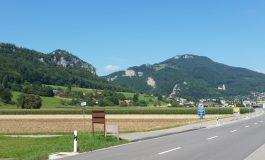 Wyprawa rowerowa do Szwajcarii - dzień 13