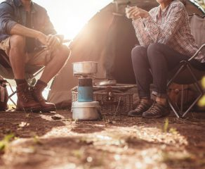 Gotowanie na campingu - na czym gotować, będąc na obozie?