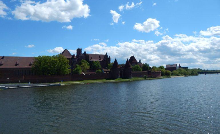 Zamek w Malborku- z wizytą u Wielkiego Mistrza