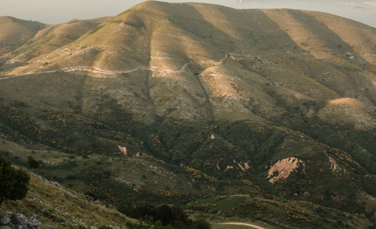 Pantokrator – Korfu z innej strony